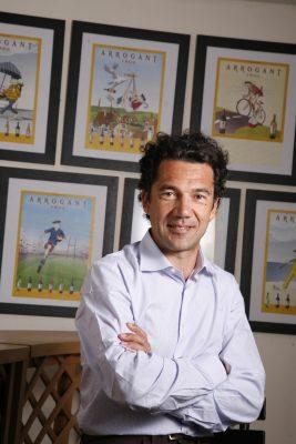 マルティノル(ポールマス)オーナー兼醸造家Jean-Claude Mas