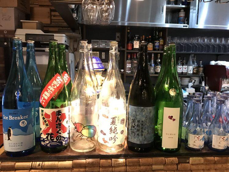 日本酒 夏
